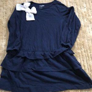 Baby Gap Girls Blue Dress Size 4T